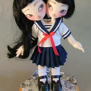 Momoko and Ichigo