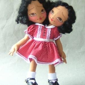 Carmen and Lupita