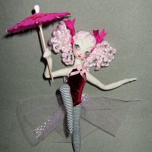 Tiny Pink Dancer