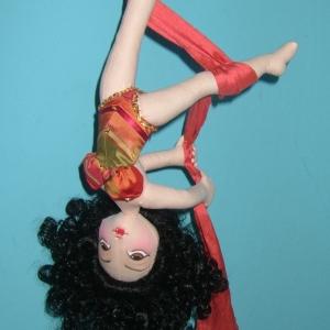 Miss Denise, Trapeze Artist