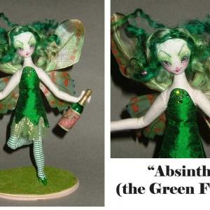 Tiny Absinthe Fairy