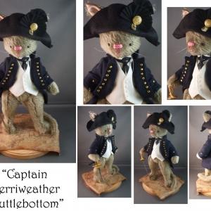 Plush You, Captain Scuttlebottom