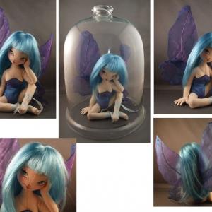Fairy Specimen in Blue