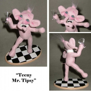 Teeny Mr. Tipsy
