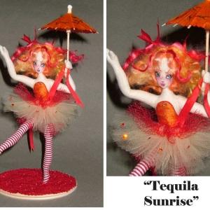 Tequila Sunrise, Drinky Gal