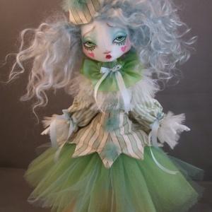 Miette, the Sad Clown