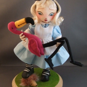 Alice Plays Croquet