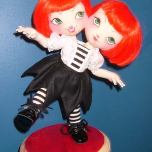 Polly and Molly Brinebottom