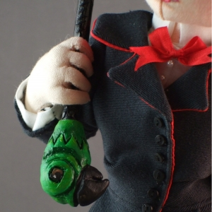 Mary Poppins' umbrella handle
