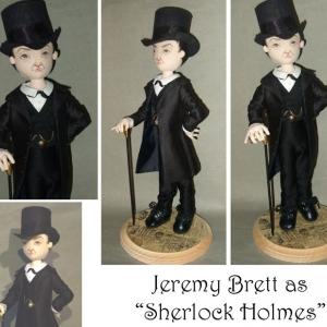 Jeremy Brett- Sherlock Holmes