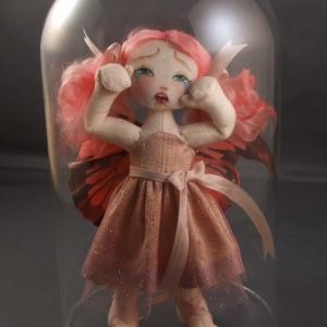 Tiny Trapped Fairy